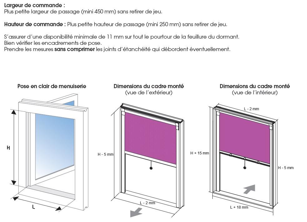 moustiquaire enroulable pour fen tre sans per age. Black Bedroom Furniture Sets. Home Design Ideas