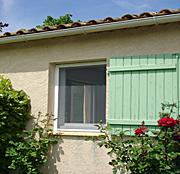 Moustiquaire enroulable pour fenêtre Kocoon